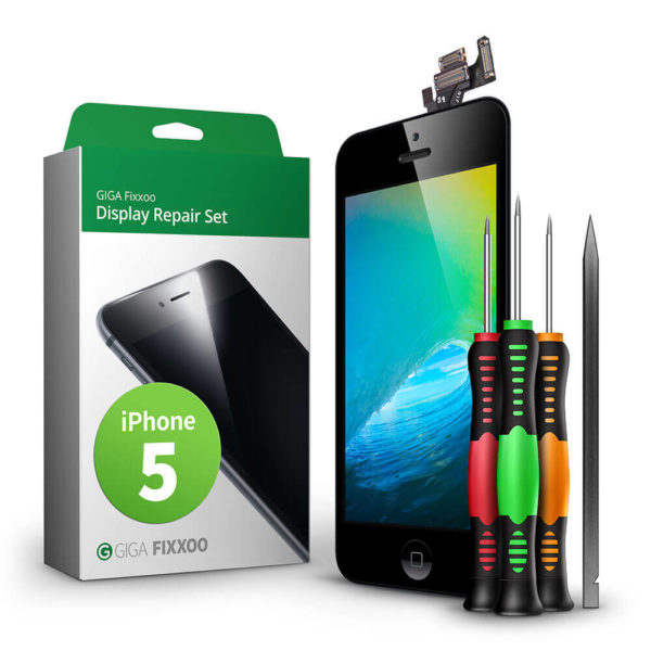 iPhone 5 Display Reparaturset