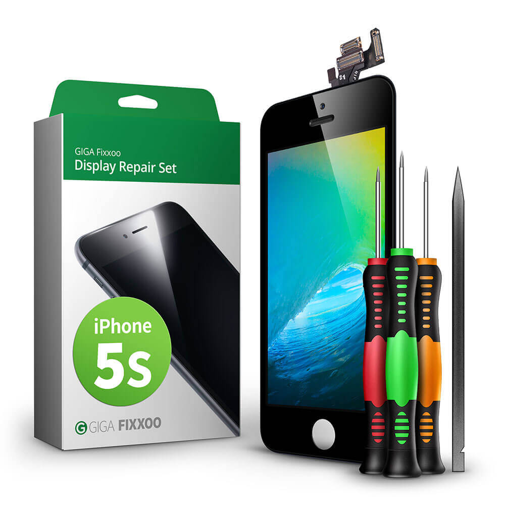 iPhone 5s Display Reparaturset